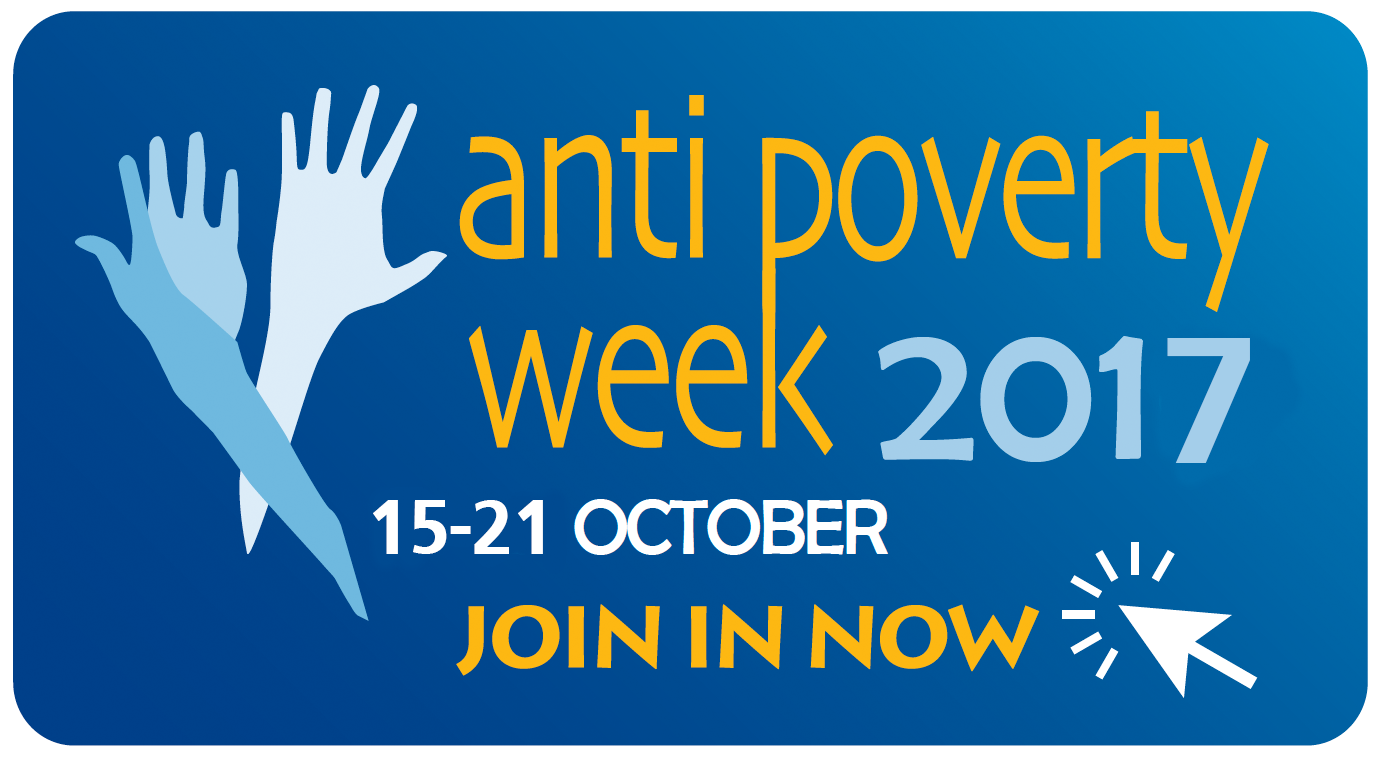 anti poverty week 2017 15-21 october join now