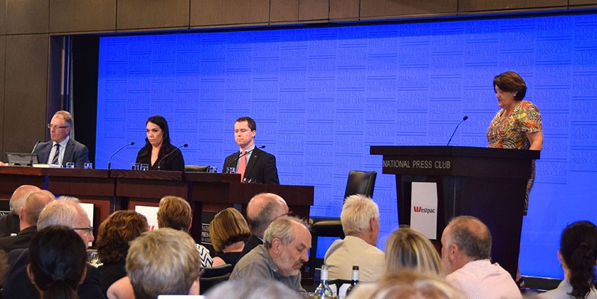 National Rural Health Alliance at the National Press Club