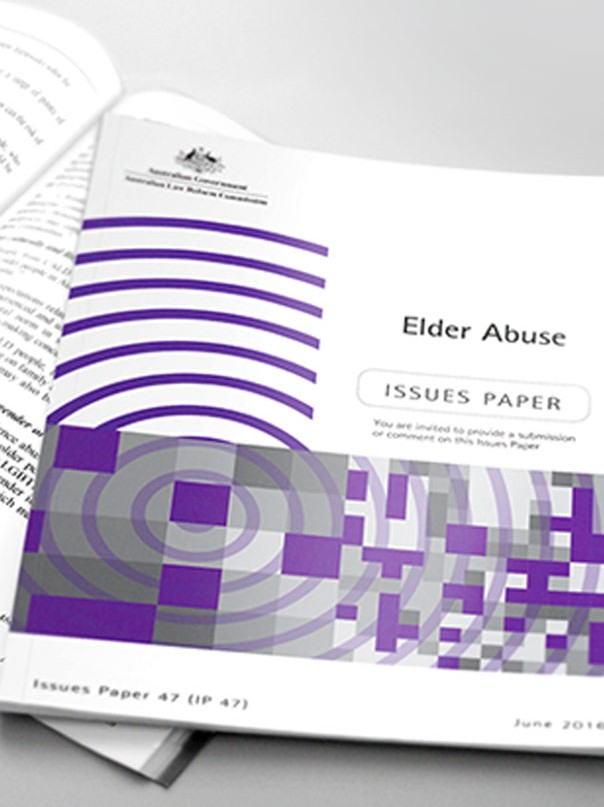 Elder abuse – inquiry into the laws protecting vulnerable older Australians