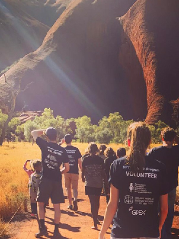 Anangu Pitjantjatjara and Yankunytjatjara (APY) Lands, medical students, Remote communities, Cultural safety, Children