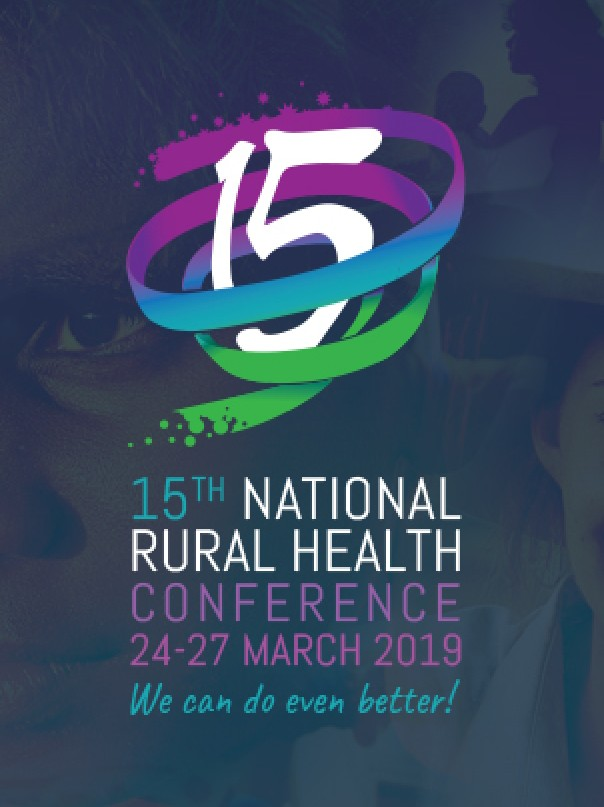 15th National Rural Health Conference logo