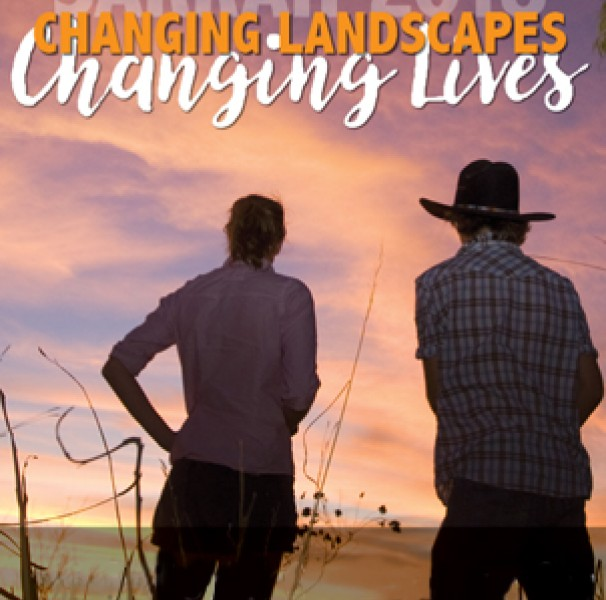 SARRAH 2018 Changing landscapes, changing lives