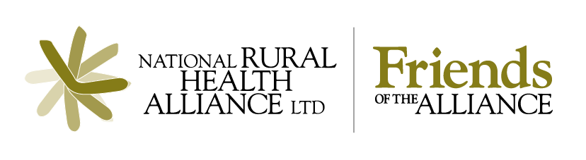 NATIONAL RURALHEALTH ALLIANCE LTD Friends Of The Alliance