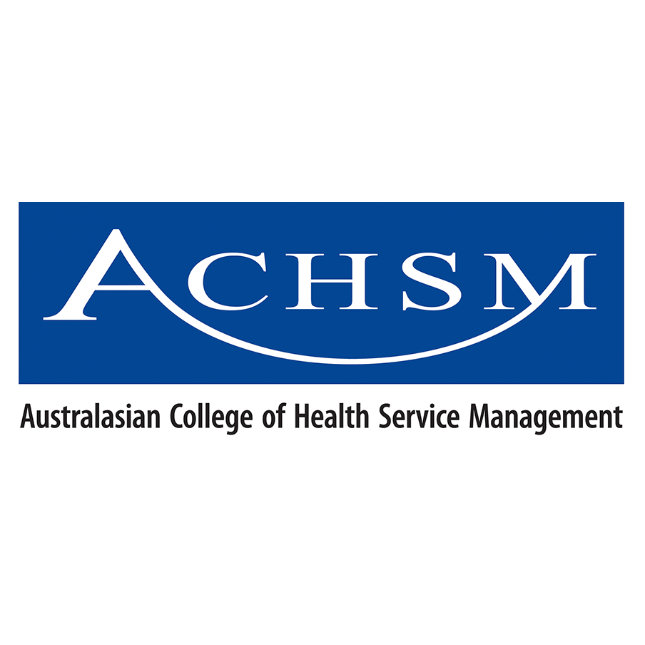 Australasian College of Health Service Management logo