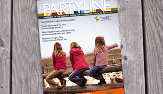 Partyline#55 out now