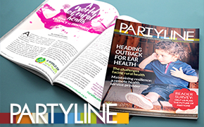Will this be our last print edition of Partyline?