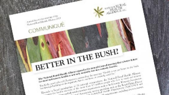 Better in the Bush