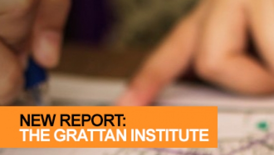 Grattan Institute Report: Perils of Place