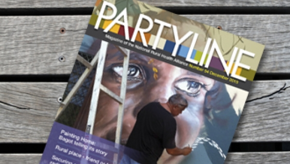 Partyline Issue 54