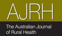 Australian Journal of Rural Health June 2016 Issue