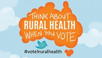 Think about rural health when you vote