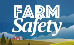 Farm Safety Week infographic and help sheet