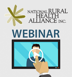 Webinar- the making of Australias rural and remote health sector.
