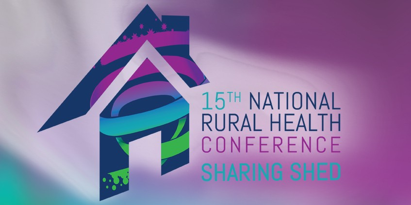 15th National Rural Health Conference Sharing Shed