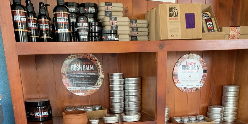 Traditional remedies made by the Bush Balms team