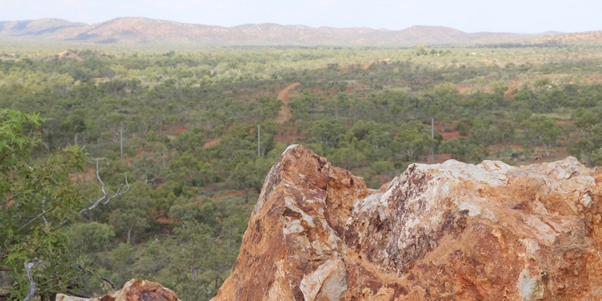 Photo taken by CheckUP staff while visiting communities in north-west Queensland