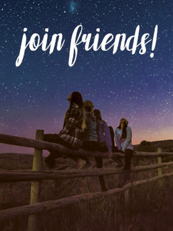 Join friends