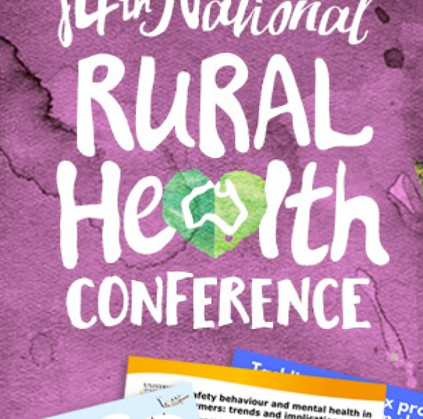 14th World Rural Health Conference posters