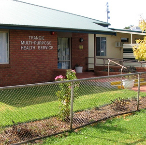 Trangie Multi-Purpose Health Service building