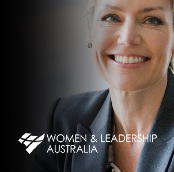 Women & Leadership Australia logo