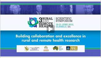 """NRHA Presents…"" on rural health TV Channel 600"