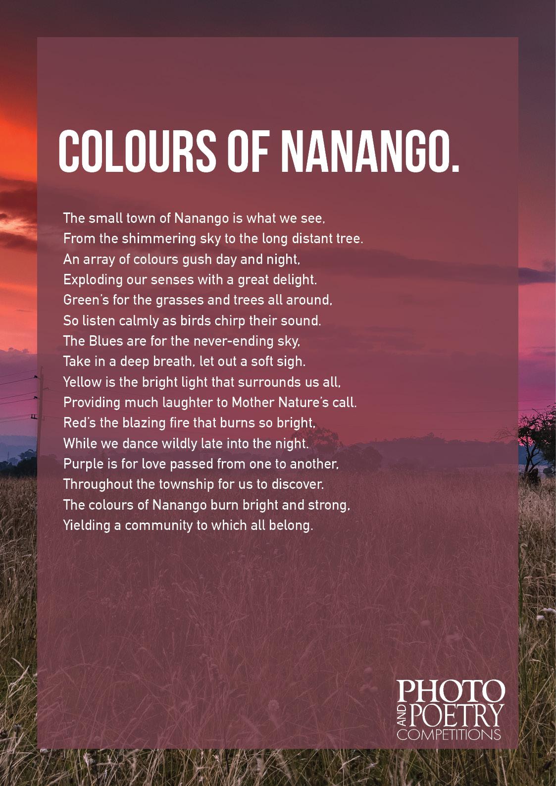Karen Russell - The Colours of Nanango