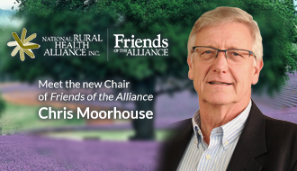 Friends Chair Chris Moorhouse